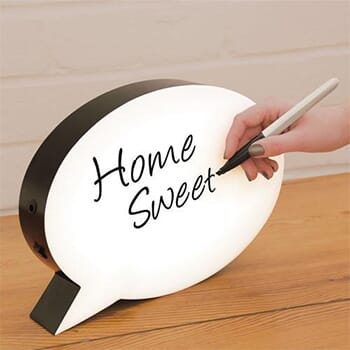 Two Elephants™ LED Writing Board - $19.99 with FREE shipping!