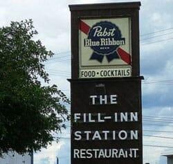 Fill Inn Station