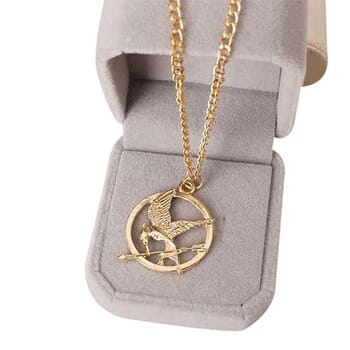 Hunger Games Inspired Necklace With FREE Shipping!