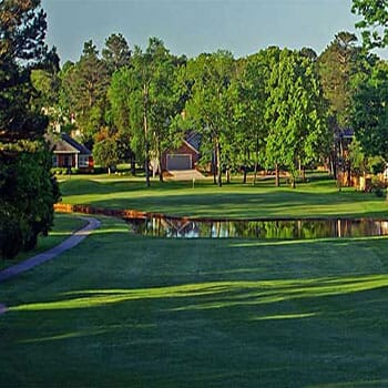 Holiday Island Golf Course