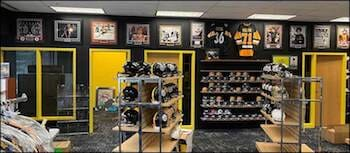 In Store Purchases at Total Sports Enterprises in Robinson!