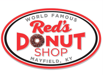 Taste the Town Red's Donut and Coffee Co.