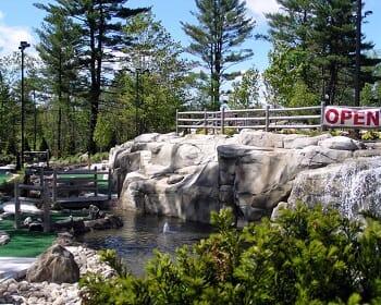 Brookstone Golf Park Mini Golf Super Pass / Child