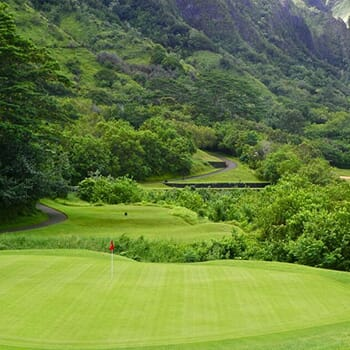 Ko'olau Golf Club - Round of Golf