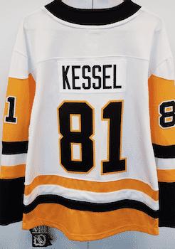 Fanatics Pittsburgh Pens Kessel Jersey Liquidation! Men and Women Sizes!