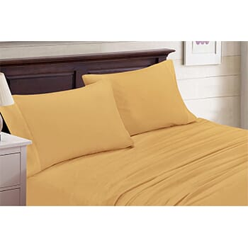 4-Piece Set: Bamboo Blend Bedsheets Size: Full - $21.99 with FREE Shipping!