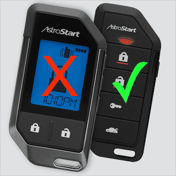 4 Button Remote Starter & Install from Steel City Wheelhouse!