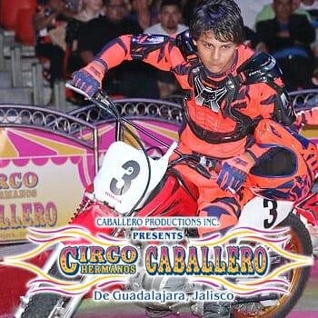 Circo Caballero Santa Barbara - SAVE 50% on a family pack of 4 tickets!