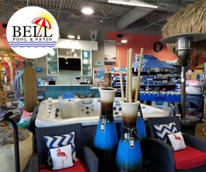 12 Days of Christmas With Bell Pool & Patio-$50 Gift Certificate