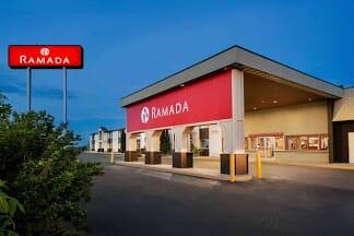 Ramada Bismarck: One-Night Stay in Standard Room
