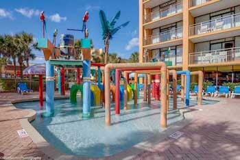 April & May Dates at Caravelle Resort in Myrtle Beach!