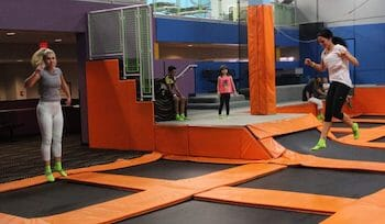 1-Hour Jump Passes at Altimate Air Trampoline Park!