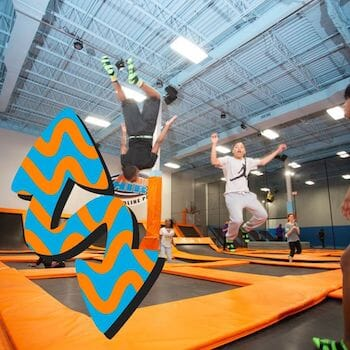 1-Hour Jump Passes at Altimate Air Trampoline Park!