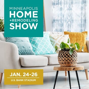 Minneapolis Home and Remodeling Show Two tickets for Price of One
