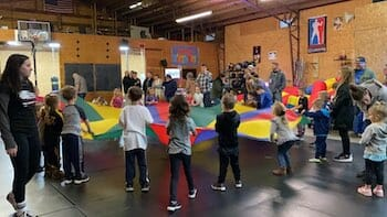 Kids Party from Field Strip Fitness!