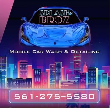 Splash Broz Mobile Detailing $30 Voucher