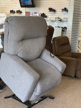 Lift Chair from Ponsi Shoes and Medical Supply!