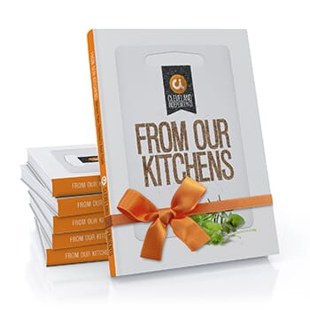 From Our Kitchens Cleveland Independents Recipe Book