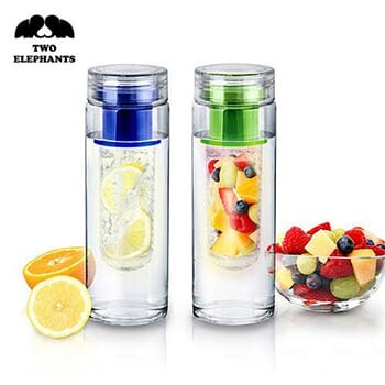 Two Elephants™ Healthy Fruit Infusion Bottle - $9.99 With FREE Shipping!-1
