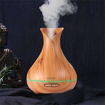 Ultrasonic Air Humidifier and Diffuser With FREE Shipping!-1