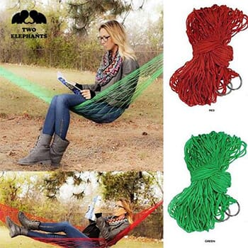 Two Elephants™ Pocket  Hammock With FREE Shipping!