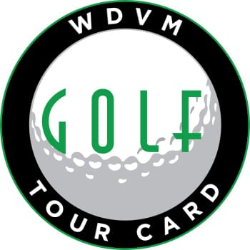 2020 WDVM Golf Tour Card