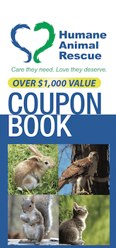 Humane Animal Rescue Coupon Booklet!-2