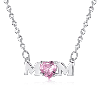 Mom Necklace Pendant  With FREE Shipping!