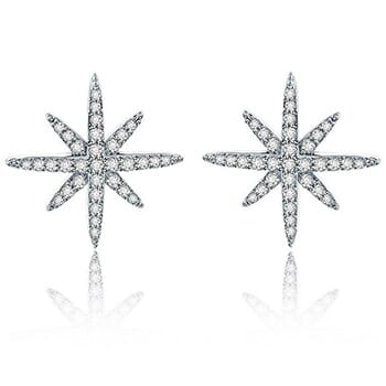 Star Stud Earrings With FREE Shipping!