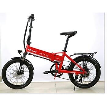 Aloha E-Bikes -  ELECTRIC FOLDING BICYCLE