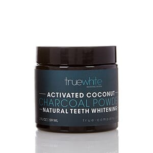Truewhite Activated Charcoal Powder with FREE Shipping!
