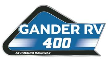 Pocono Raceway - Two Gander RV 400 Tickets with Pit/Paddock Passes