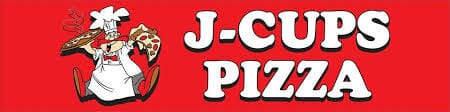 J-CUPS PIZZA- $20 For $10