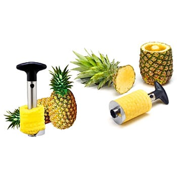 Stainless Steel Perfect Pineapple Corer with FREE  Shipping!-1