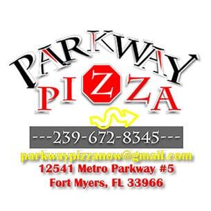 Parkway Pizza Half Price Gift Voucher