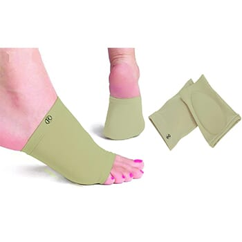 Gel-Infused Arch-Support Foot Sleeves - $9.99 with FREE Shipping!