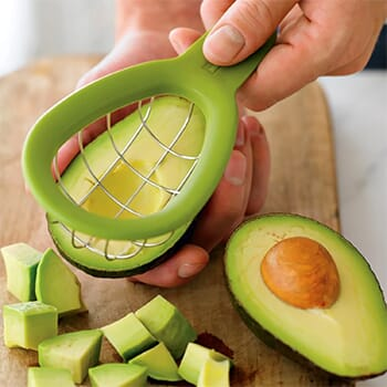 Perfect Avocado Slicer and Cuber - $11.99 with FREE Shipping!