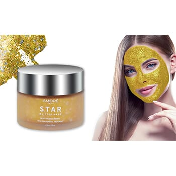 24K Gold Glitter Peel-Off Mask - $11.99 with FREE Shipping!-1