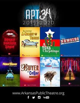 Arkansas Public Theatre BOGO