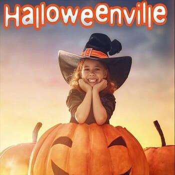 Halloweenville Activity Wristbands HALF OFF