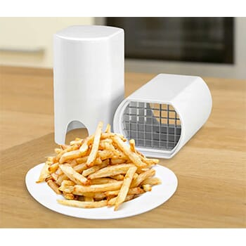 Perfect French Fries, Fruit, and Vegetable Cutter - $14.99 with FREE Shipping!-1