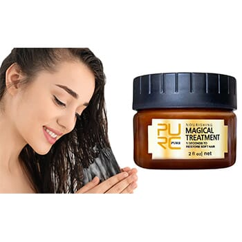 Magical Treatment Hair Mask - $12.99 with FREE Shipping!