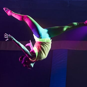 Sky Zone: 3-Hour GLOW Session Pass