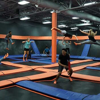Sky Zone: 90-Minute Open Jump Pass