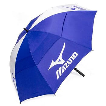 Blue Mizuno Golf Umbrella