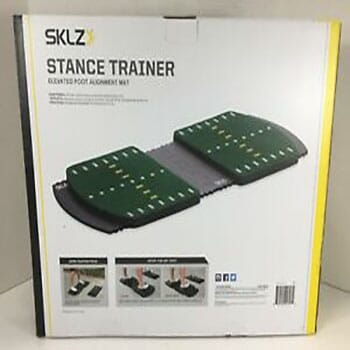 SL2 Stance Trainer Elevated Foot Alignment Mat