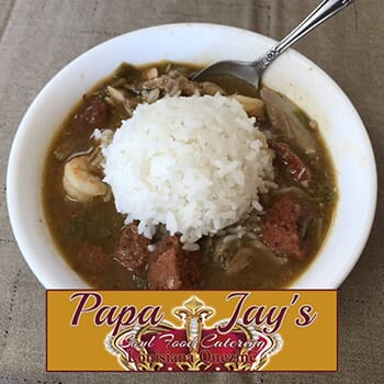 Papa Jay's Southern Quezine - Get $50 in vouchers for $25