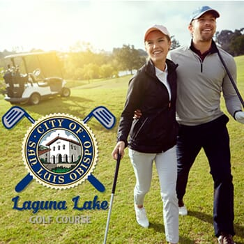 Laguna Lake Golf Course - Pay $20.50 for golf for TWO including Cart (a $42 value!)