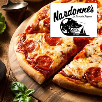 Nardonne's Pizza: Get $50 worth of vouchers for $25