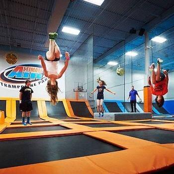 1-Hour Jump Passes at Altimate Air Trampoline Park!-6